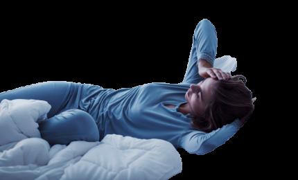 Disturbo del sonno e alimentazione, come curare l'insonnia