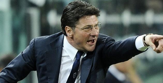 Parla Walter Mazzarri post Cesena-Inter