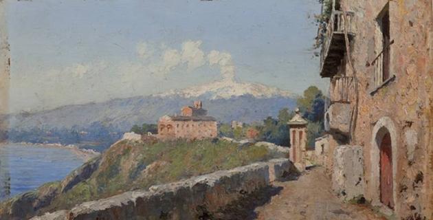 Mostra, 100 opere di artisti siciliani dell'Ottocento