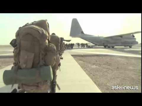 Afghanistan: i britannici tornano a casa dopo 13 anni di guerra