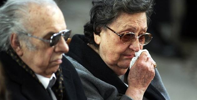 È morta Aurelia, sorella di Alberto Sordi