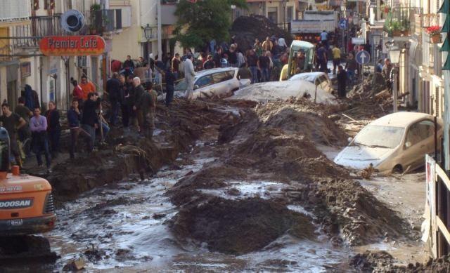 Alluvione Messina, smarriti elenchi. Dopo sei anni dalla calamità niente soldi a sfollati