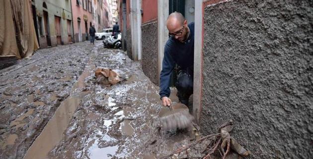 """Genova, Gabrielli: """"Piena emergenza, previsioni non confortanti"""""""