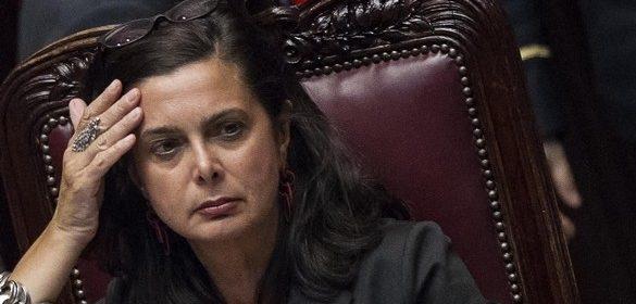 Lettera Boldrini su vitalizi ex parlamentari condannati. La Sicilia fa 'scuola'