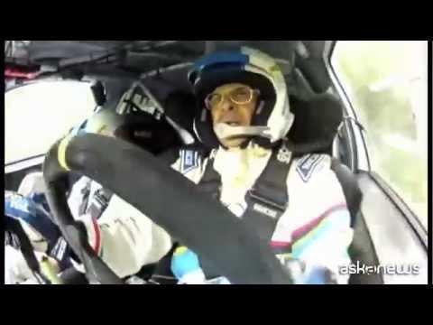 Secondo Andreucci ecco come si guida un bolide da Rally