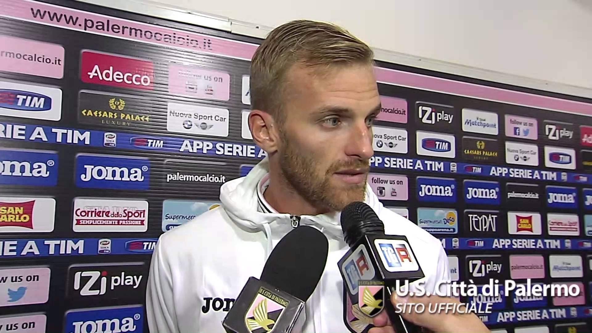 """Il Palermo vince scontro diretto al """"Barbera"""" contro il Chievo"""