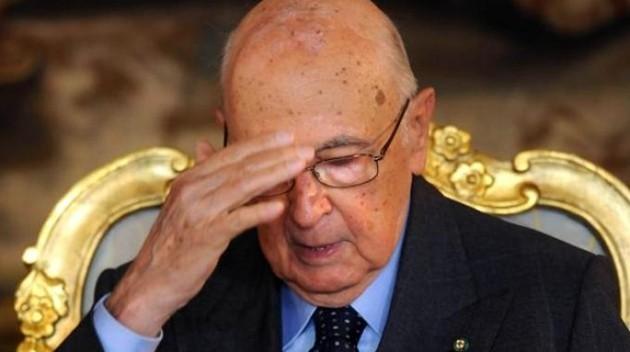 Trattativa, depositata trascrizione deposizione Napolitano