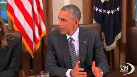 Obama: serve risposta più aggressiva contro Ebola