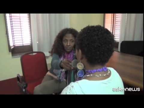 Palermo, giovane eritrea ritrova il figlio che credeva morto