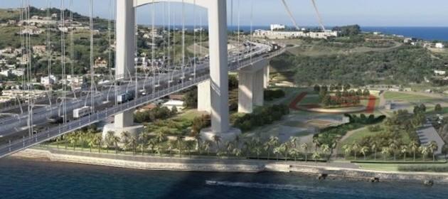 """Renzi assicura: """"Il ponte sullo Stretto si farà"""". Ma non sa quando"""