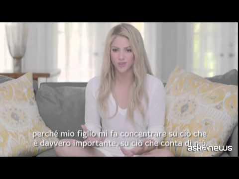Shakira dà consigli alle mamma e lancia linea di giocattoli