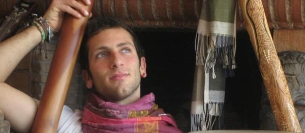 Al Bellini di Catania l'hang del percussionista Selvaggio