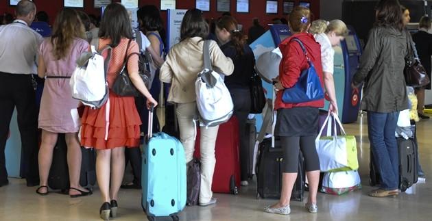Nel 2013 passeggeri voli nazionali -6%, boom scalo Trapani