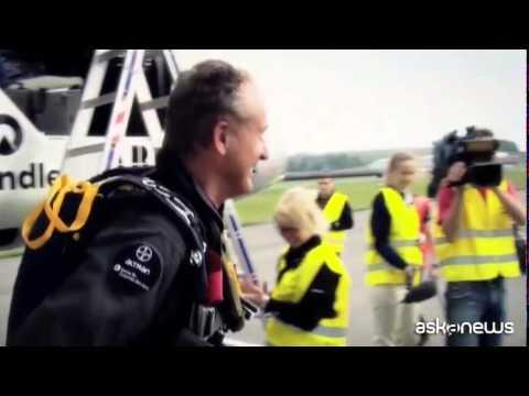 Alla scoperta del Solar Impulse 2, enorme ma leggerissimo