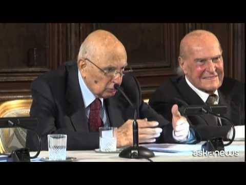 Appello di Napolitano: bisogna valorizzare la ricerca italiana