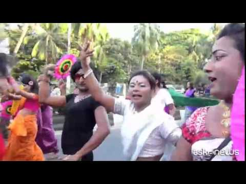 Bangladesh, la prima marcia dell'orgoglio transgender