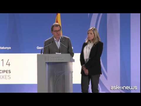 Catalogna: oltre 80 sì a indipendenza da Spagna