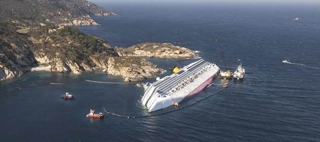 Concordia, Isola Giglio chiede a Costa 190 mln di danni