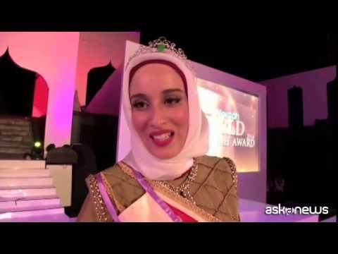 E' tunisina ''Miss Mondo Musulmano 2014''