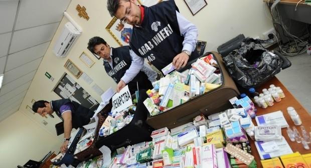 Cosenza, commercio farmaci dopanti: arrestato farmacista