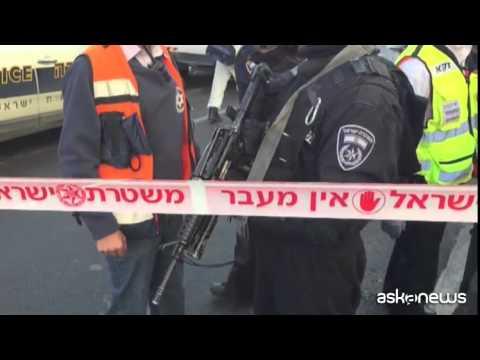 Gerusalemme, attacco terroristico in una sinagoga