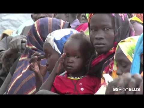 I profughi del Darfur nel campo di Kalma, carcere a cielo aperto