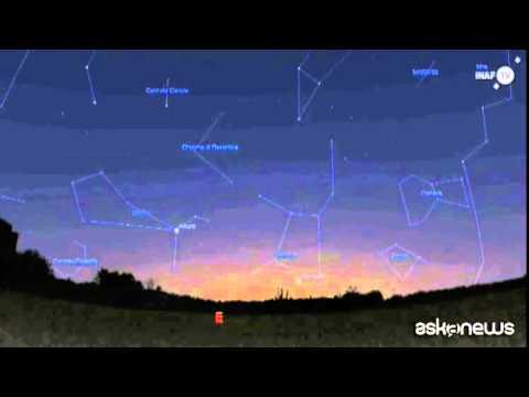 Ecco come sarà il cielo di novembre 2014