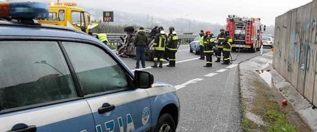 Un morto e un ferito sulla Palermo-Catania
