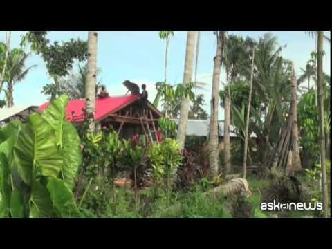Le Filippine un anno dopo il tifone Haiyan