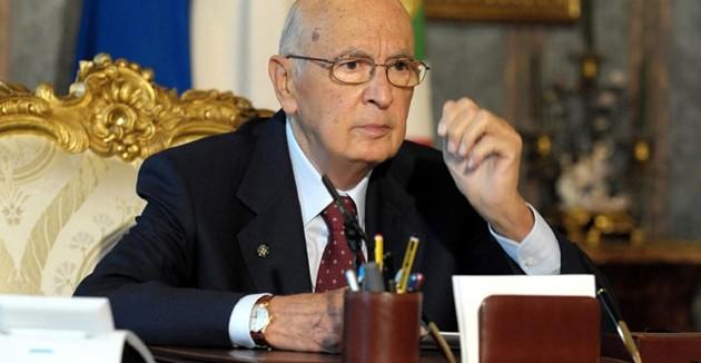 """Mafia Capitale, anche Napolitano in campo: """"La corruzione va colpita"""""""
