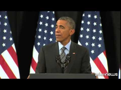 Obama: ''Questo sull'immigrazione è solo il primo passo''