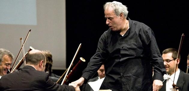 Teatro Massimo Palermo, torna sul podio Daniel Oren