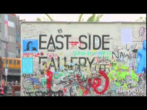 Quel che resta del muro di Berlino 25 anni dopo
