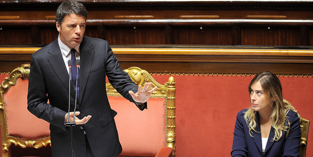 Per il Colle Renzi cerca il nome per disarmare la minoranza Pd