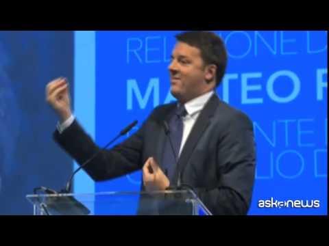 Renzi: ''local tax'' dal 2015, decideranno sindaci in libertà