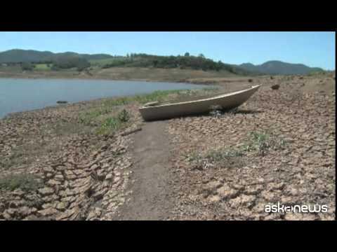 San Paolo, città colpita da siccità peggiore da 80 anni