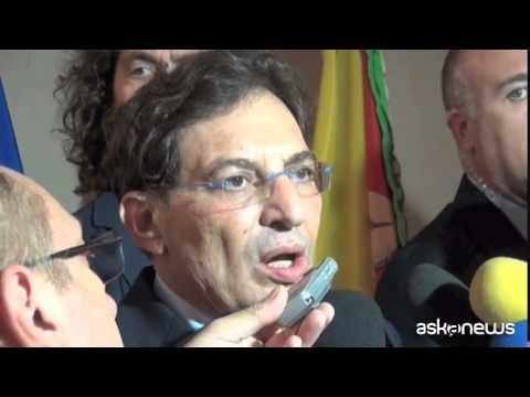 Crocetta difende l'accordo con Eni: favorirà sviluppo
