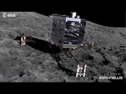 Spazio: il cuore italiano di Philae. Il lander di Rosetta