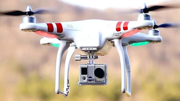 Progetto, si scatterà selfie con piccolo drone