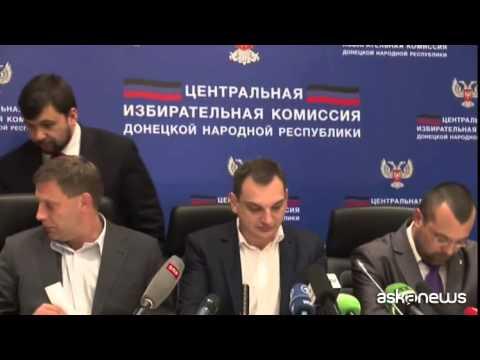 Ucraina dell'est, trionfo annunciato dei filorussi alle elezioni