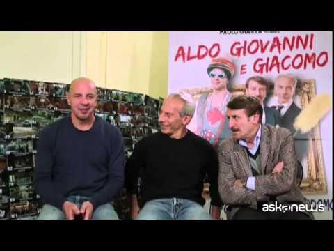 Aldo, Giovanni e Giacomo dopo 4 anni tornano al cinema per Natale