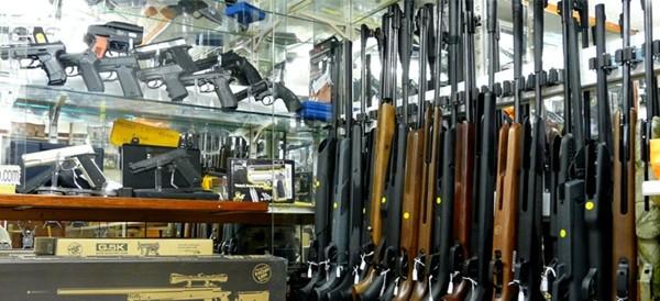 Nel mondo si vendono meno armi, ma non in Russia