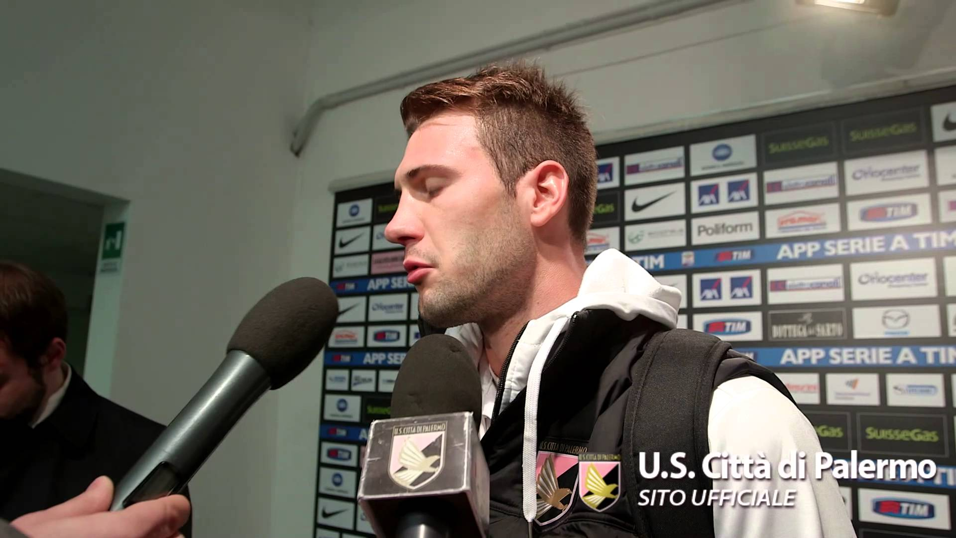 Calcio, le interviste di Atalanta-Palermo 3-3