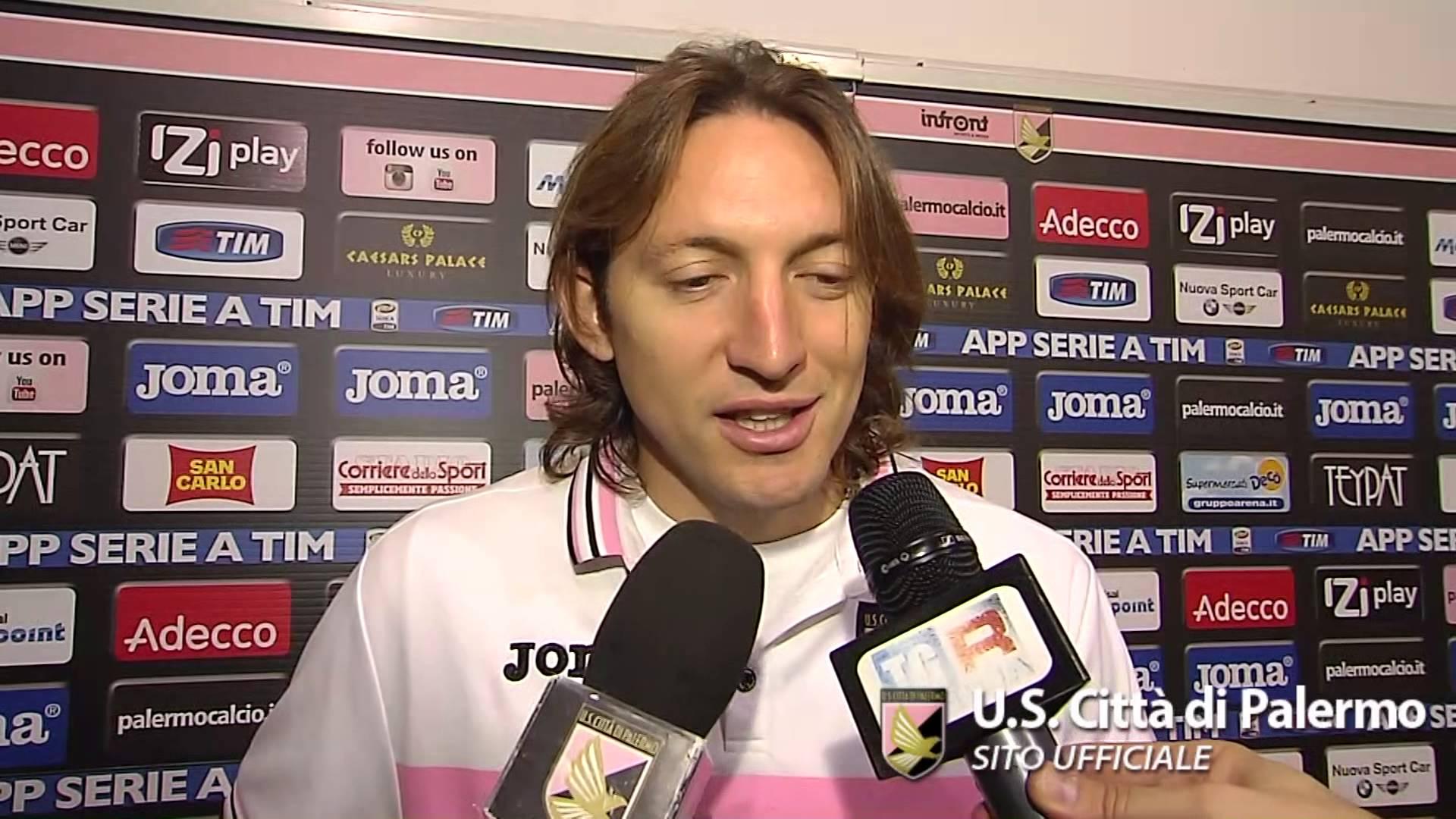 Calcio, le interviste di Palermo-Parma 2-1