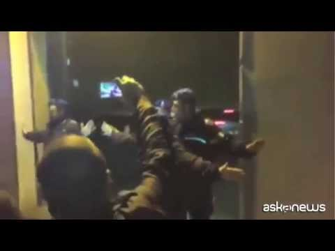 Catania, la folla inferocita con Veronica Panarello