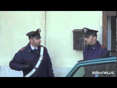 Donna strangolata con una calza in provincia di Palermo