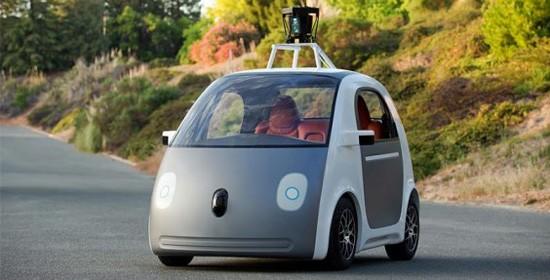 Arriva la Google car, l'auto che si guida da sola