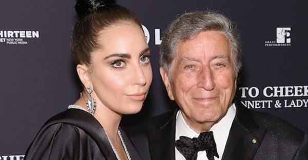 A gennaio Cheek To Cheek di Lady Gaga e Tony Bennett