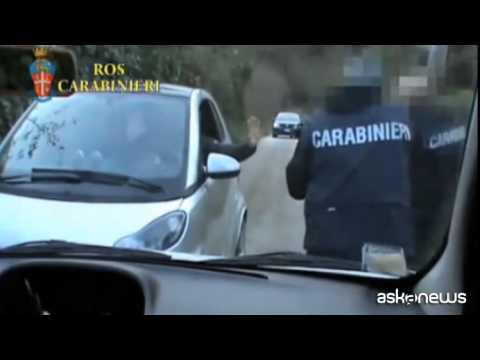 L'arresto di Massimo Carminati nelle immagini dei Ros