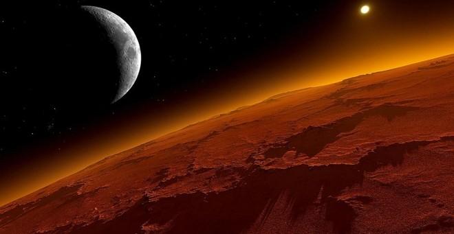 Viaggio Terra-Marte 'low cost' grazie ad una nuova tecnica